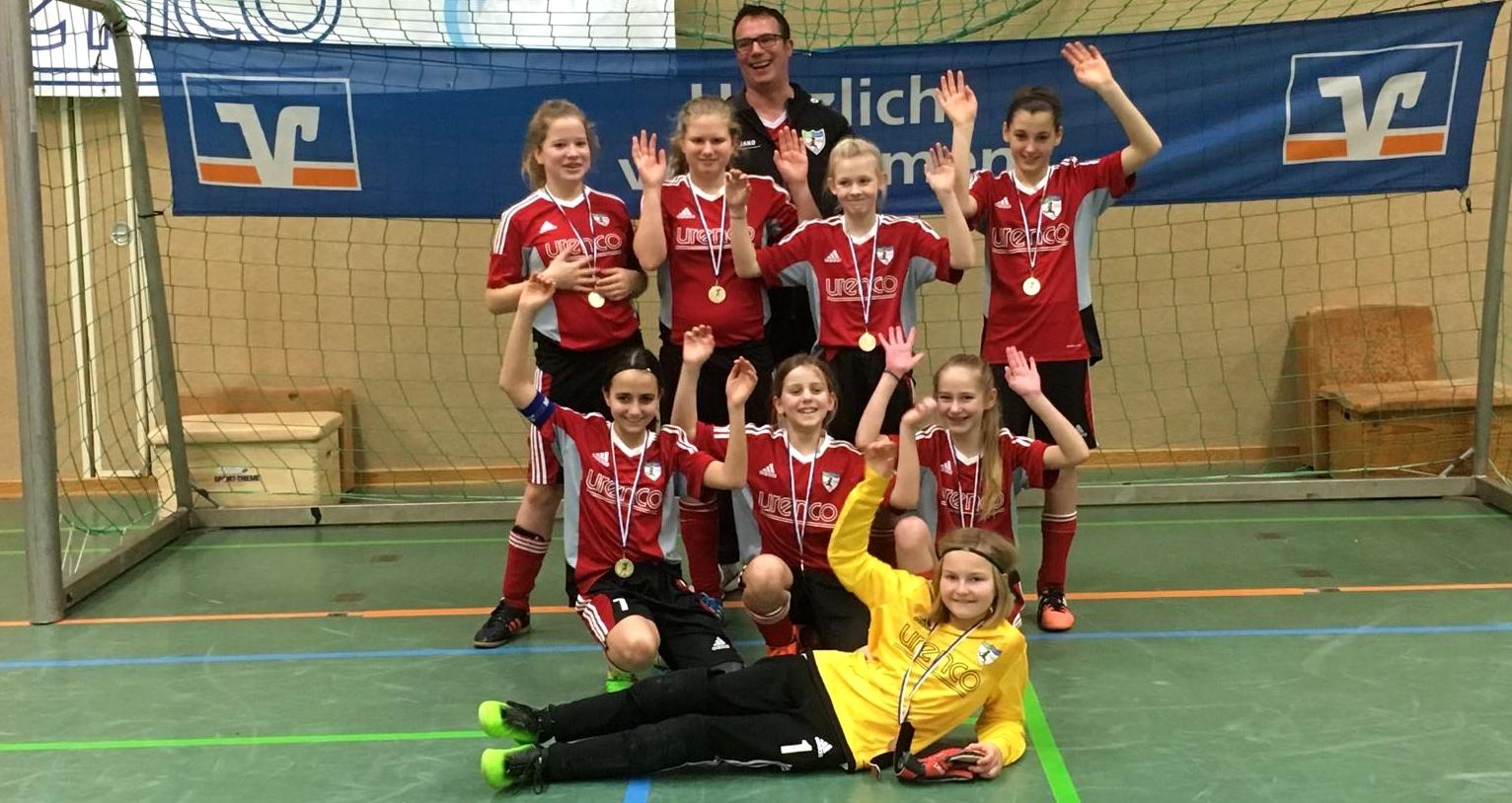 U13 gewinnt ebenfalls bei FC Epe