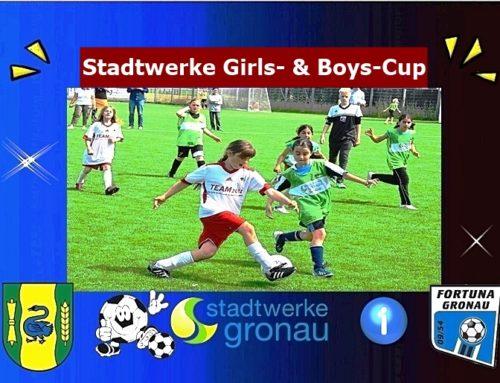 Vorschau: Stadtwerke Girls- und Stadtwerke Boys Cup