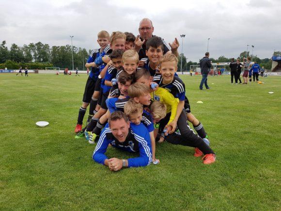 Turniererfolge beim Salvus-Cup