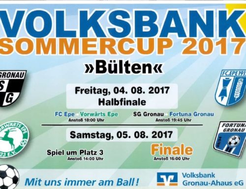 Volksbank Sommer-Cup 2017