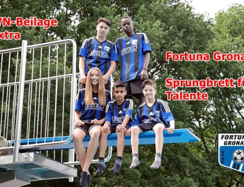 WN-Sonderbeilage Fortuna Gronau