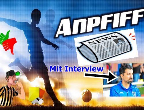 Anstoßinfos mit Interview zum 10.12.2017