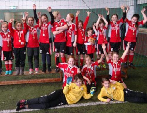 Teams der U11-1 und U11-2 zu Gast in Altenberge