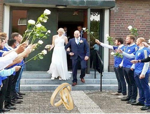 """Info Reserve: Hochzeit beim """"Dicken"""""""