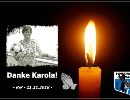 Karola Schulkowski verstorben