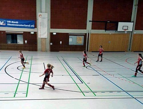 U11-Juniorinnen gewinnen HKM-Vorrunde