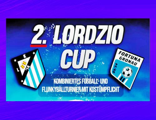 2. Lordzio-Cup steht in den Startlöchern