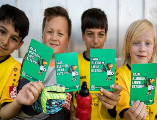 Fair-Play-Karten Aktion vom FLVW am Wochenende