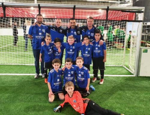 F3-Junioren respektabel auf Kunstrasen-Turnier in Ochtrup