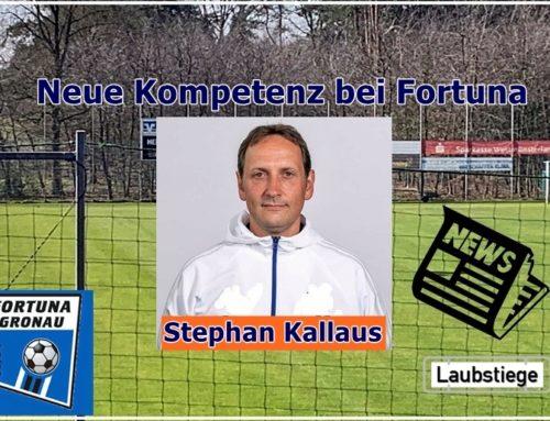 Schalke-Ausbilder Stephan Kallaus startet mit Weiterbildung