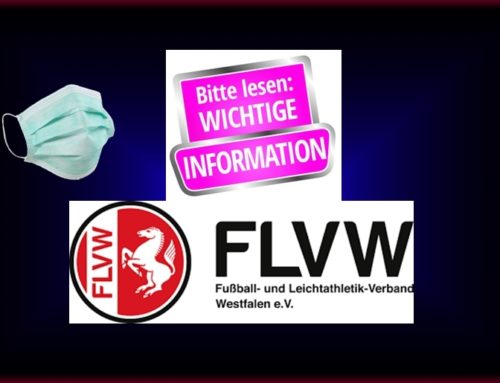 FLVW: Der Spielbetrieb ruht bis mindestens Anfang Dezember