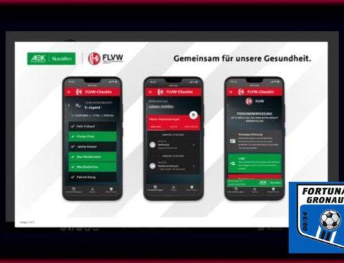 Info:  FLVW-CheckIn Corona Web-App nutzen!