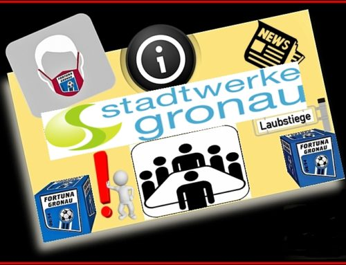 Stadtwerke Gronau: Behinderungen auf der Laubstiege