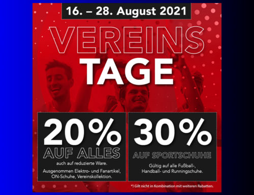 Sport Niehuis wieder mit Vereinstagen für Fortunen