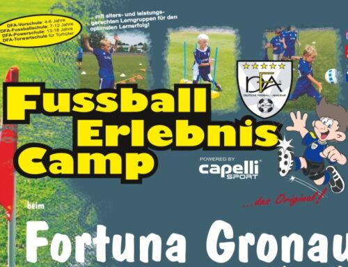 Fussball Erlebnis Camp