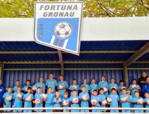 Info vom DFA Fussballcamp im Sportpark